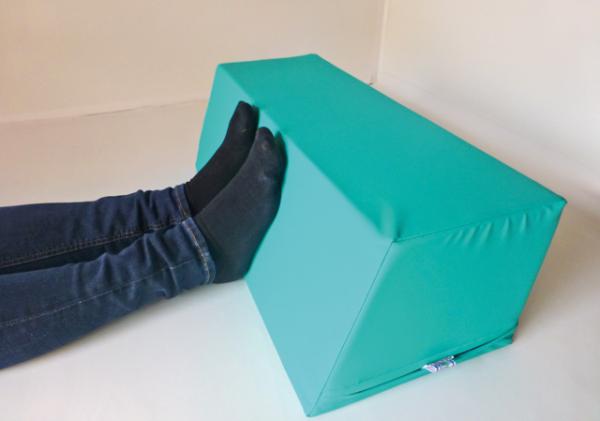 Bettlagerungssystem-Fußblock