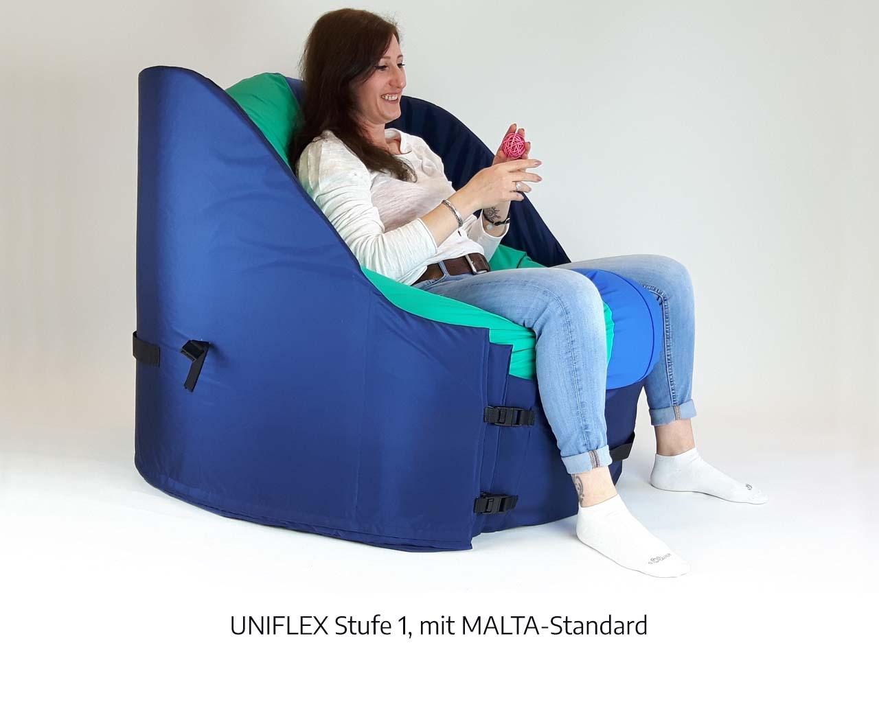 Uniflex Schale Ganzkörper Lagerung Ganzkörper Lagerung Enste Reha