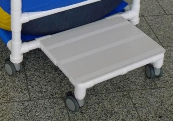 Fußbank für Fahrgestell mit Schiebegriff UGS 510
