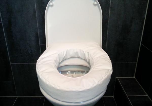 Toiletten-Sitzpolster